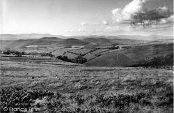 Cader Idris From The Dylife Road 1955, Staylittle