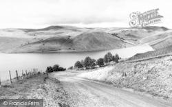 Staylittle, Clywedog Reservoir c.1955