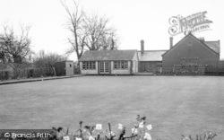 Stebbing, Bowling Green c.1960