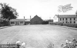 Stebbing, The Bowling Green c.1965