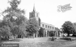 The Church c.1965, Stebbing
