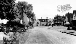 The Red Lion c.1960, Stebbing