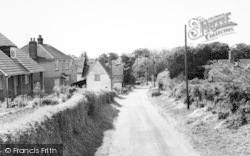 The Village c.1960, Stebbing