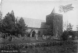 Stedham, St James Church 1906