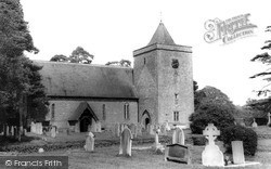 Stedham, St James Church c.1960