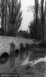 Stedham, The Bridge c.1960