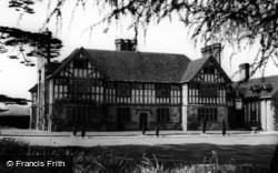 Stedham, The Hall c.1960