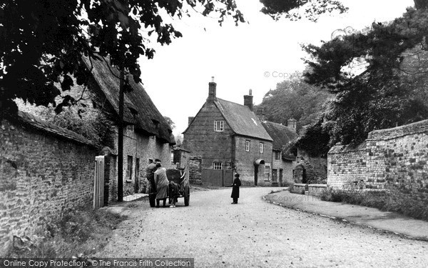 Steeple Aston, the Village c1955