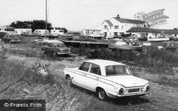 Steeple Bay Camp c.1965, Steeple