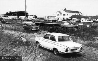 Steeple, Steeple Bay Camp c1965