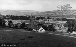 Steeton, General View c.1955
