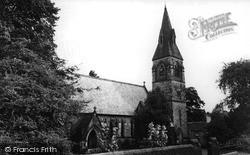 Steeton, St Stephen's Church c.1965