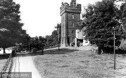 Steeton, The Tower c.1955