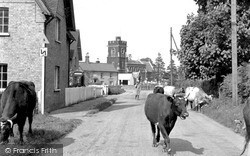 Steppingley, The Village c.1955