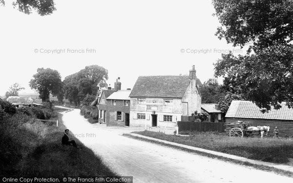 Stevenage,Coreys Mill 1903,Hertfordshire