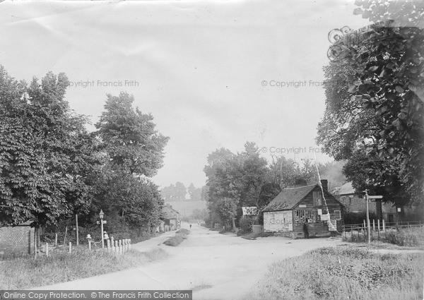 Steventon, c1900