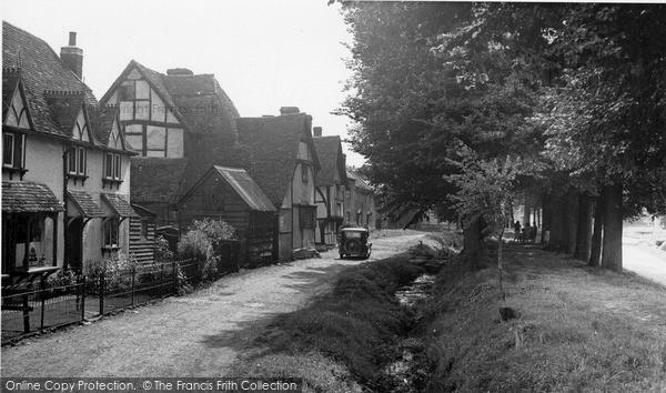Steventon, the Causeway c1955