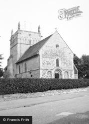 Stewkley, Church 1951