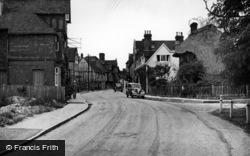 Steyning, Church Street c.1950