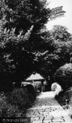 Steyning, Church Walk c.1960