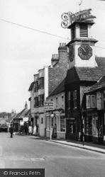 Steyning, Clock Tower c.1960