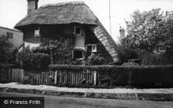 Steyning, Saxon Cottage c.1965