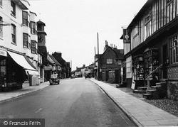 Steyning, The Village c.1950