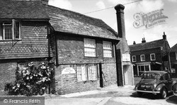 Steyning, The White Horse c.1960