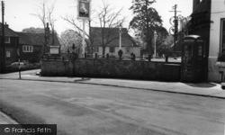 Steyning, White Horse Inn c.1965