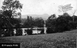 Steyning, Winston Pond And Chanctonbury Ring c.1900