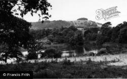 Steyning, Winston Pond And Chanctonbury Ring c.1960