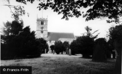 Stillingfleet, St Helen's Church c.1965
