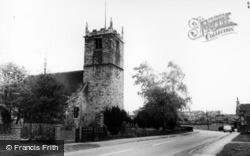St Helen's Church c.1965, Stillingfleet