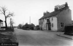 Stillingfleet, The Cross Keys Inn c.1960