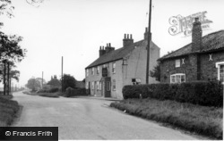 Stillingfleet, The Main Road c.1955