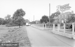 Stillingfleet, The Village c.1955