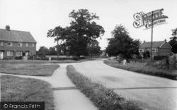 York Road c.1955, Stillingfleet