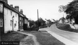 Stillington, Main Street And Post Office c.1960