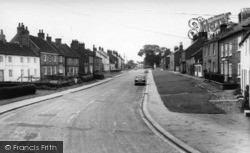Stillington, Main Street c.1960