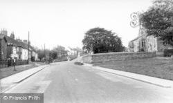 Stillington, Main Street c.1965
