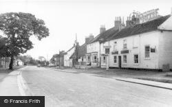 Stillington, The Bay Horse Inn c.1965