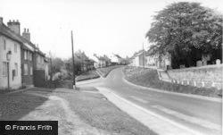 Stillington, The Cross Roads, Upper Stillington c.1960
