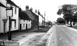 Stillington, The White Bear Inn c.1965