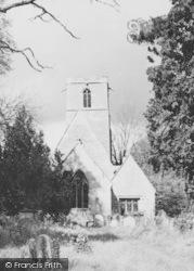 Church Of St Mary Magdalene c.1955, Stilton