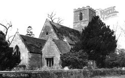Stilton, Church Of St Mary Magdalene c.1955