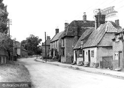 Church Street c.1955, Stilton