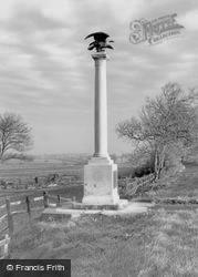 Napoleonic Pow Memorial At Norman Cross c.1955, Stilton