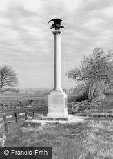 Stilton, Napoleonic POW Memorial at Norman Cross c1955