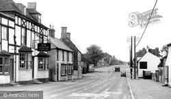 North Street c.1955, Stilton