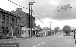 Stilton, Post Office c.1955